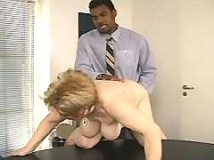 Old secretary serves boss